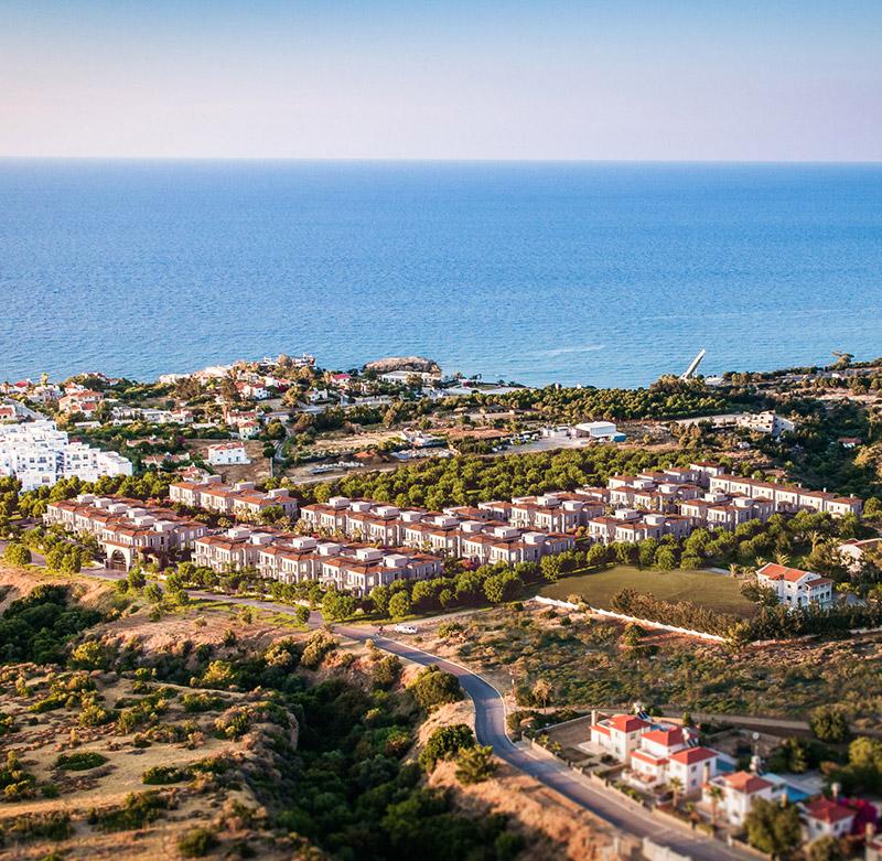 Kıbrıs Tow Houses